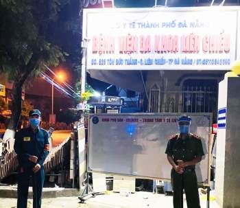 Đà Nẵng tạm đóng cửa Trung tâm Y tế quận Liên Chiểu để dập dịch Covid-19