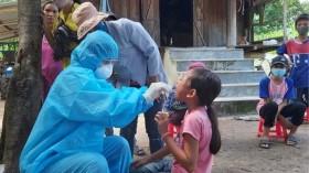 Bạch hầu tăng trở lại - Ngành y tế Đắk Lắk chạy theo các ổ dịch