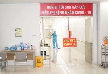 19 y bác sĩ Bệnh viện Bạch Mai liên quan ca Covid-19 đã âm tính lần 2