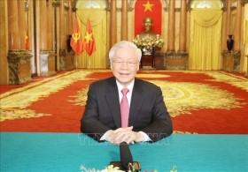 Chủ tịch nước Nguyễn Phú Trọng gửi thông điệp tới Hội nghị cấp cao LHQ