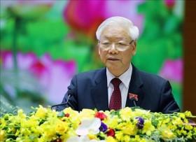 Tổng bí thư, Chủ tịch nước Nguyễn Phú Trọng chúc thiếu nhi vui đón Tết Trung thu