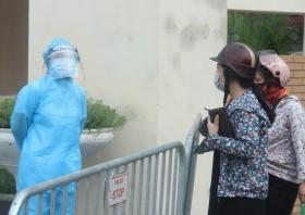Chiều 25-10, Việt Nam ghi nhận 8 trường hợp mắc COVID-19