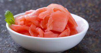 Gừng Gari - Món gia vị quen thuộc trong các tiệm sushi hóa ra lại dễ làm và có công dụng tuyệt vời với sức khỏe thế này, chị em đã biết chưa?