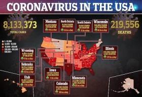 Chuyên gia Mỹ cảnh báo về giai đoạn đen tối nhất của dịch Covid-19