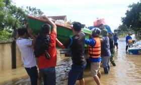Mưa bão tại miền Trung đã khiến 117 người chết, 21 người mất tích