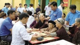Chăm sóc sức khỏe người cao tuổi, thích ứng với già hóa dân số