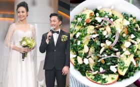 Thực đơn đám cưới sao Việt: Bên cạnh sơn hào hải vị còn có những món healthy, khách mời đi ăn cỗ mà vẫn giữ dáng đẹp da