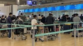 2 chuyến bay đưa gần 450 công dân Việt Nam từ Hàn Quốc về nước