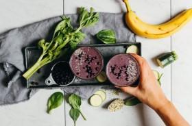 5 công thức sinh tố cho bữa sáng khỏe đẹp mà không sợ tăng cân