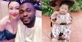 Chàng trai châu Phi làm rể Hà Nội bị bố vợ hỏi: Đủ tiền nuôi gia đình không?, đến lúc có con riêng tiền xe đẩy, cũi, ghế ngồi cũng 50 triệu