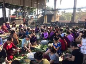 Cứu trợ miền Trung: An toàn thực phẩm đặt lên hàng đầu