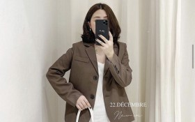 6 địa chỉ bán áo blazer hot hit, giá vài trăm nghìn mà toàn mẫu trendy chuẩn chỉnh