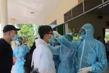 Đồng Tháp phát hiện thêm 1 ca nghi mắc COVID-19 là thuyền viên từ Campuchia về
