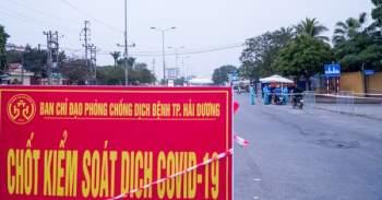 NÓNG: Hải Dương phong tỏa 1 xã ở Kim Thành sau khi phát hiện 7 ca COVID-19