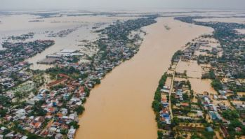 Dự báo thời tiết 27/10: Trung Bộ, Tây Nguyên mưa lớn