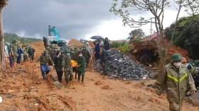 Sự cố sạt lở núi tại Quảng Trị: Tìm thấy thi thể 22 cán bộ, chiến sĩ gặp nạn
