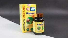 Quảng cáo thực phẩm bảo vệ sức khỏe Germany Gold Care lừa dối người tiêu dùng