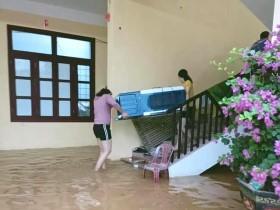 Ngành GD-ĐT Đồng Nai hướng về học sinh các tỉnh miền Trung bị ảnh hưởng do lũ lụt