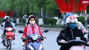 Cảnh báo mưa dông khu vực nội thành Hà Nội