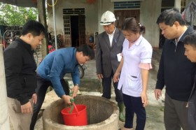Triển khai khắc phục hậu quả và phòng chống dịch bệnh sau mưa lũ