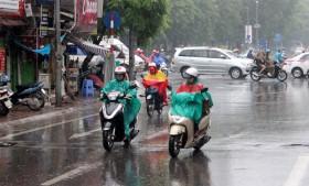 Thời tiết hôm nay 25/10: Hà Nội nhiều mây, có mưa rào rải rác