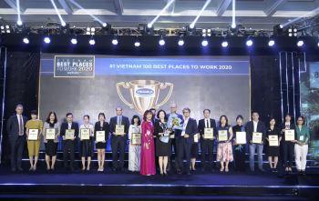 Vinamilk duy trì vị trí là nơi làm việc tốt nhất Việt Nam