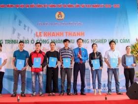 Đà Nẵng khánh thành công trình nhà ở công nhân