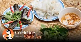 Bánh cuốn cà cuống: Món ăn tưởng đã thất truyền, nào ngờ vẫn được người phụ nữ 30 năm bán trên phố Nguyễn Khuyến gìn giữ, ai ăn thử một lần nghiện đến khó quên