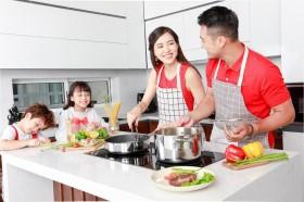 Khám phá bí mật bên trong căn bếp hiện đại của phụ nữ Việt