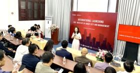 Ra mắt Viện Đô thị thông minh và quản lý