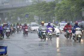 Thời tiết hôm nay 23/9: Bắc Bộ và Hà Nội trời chuyển mát, nhiều nơi mưa lớn