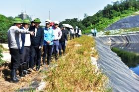 Hà Nội: Thúc tiến độ dự án Khu liên hiệp xử lý rác thải Nam Sơn giai đoạn 2