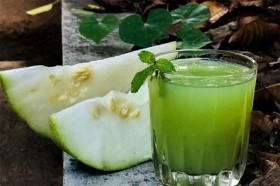 Nước bí đao uống 3 ngày một tuần giúp giảm cân và giảm mỡ bụng hiệu quả