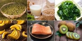 Thuốc&Sức khỏe Một số thực phẩm cải thiện chứng mất ngủ
