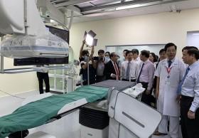 BV Đa khoa Khánh Hòa có máy chụp mạch máu hiện đại 29 tỉ đồng