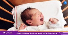 9 Mẹo chữa khóc đêm cho trẻ sơ sinh dành cho mẹ
