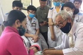 Bác sĩ chỉnh hình tuyến trên về điều trị ở Khánh Hòa
