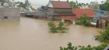 19 người chết, 121 người bị thương do mưa lũ ở Quảng Bình