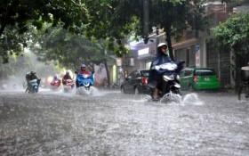 Dự báo thời tiết ngày 1/10: Bắc Bộ, phía Nam Tây Nguyên,và Nam Bộ có mưa dông rải rác