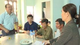 Quảng Ngãi: Thăm gia đình nạn nhân vụ tai nạn giao thông đặc biệt nghiêm trọng