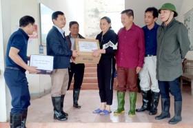Ngành y tế chung tay khắc phục hậu quả mưa lũ