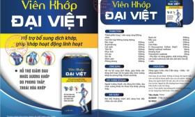 Người tiêu dùng cẩn trọng trước thông tin quảng cáo TPBVSK Viên Khớp Đại Việt