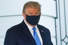 Bác sĩ nói ông Trump âm tính với virus corona nhiều ngày liền