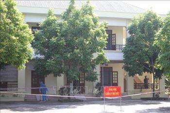 Ninh Bình: Cơ sở y tế tuyến huyện điều trị thêm 4 ca mắc COVID-19 về từ LB Nga