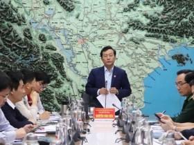 Kích hoạt rủi ro thiên tai tại miền Trung ở mức cao nhất