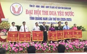 PC Quảng Nam nhận Cờ dẫn đầu thi đua khối Doanh nghiệp I