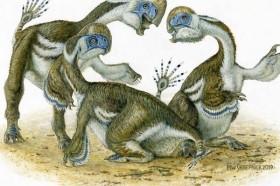 Phát hiện khủng long biến dị lai vẹt chưa từng có
