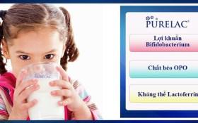 Lý giải vì sao dòng sữa PureLac giúp hạn chế rối loạn tiêu hóa