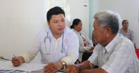 Khám sức khỏe định kỳ - Chìa khóa giúp người cao tuổi sống vui, sống khỏe