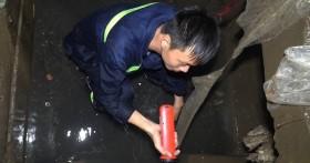 Thông tin mới nhất về việc tìm kiếm người phụ nữ lọt cống mất tích trong mưa lớn